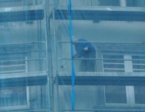 Lavado de fachada_