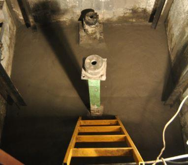 Reconstrucción foso de ascensor