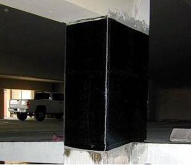 Refuerzo estructural Pilar