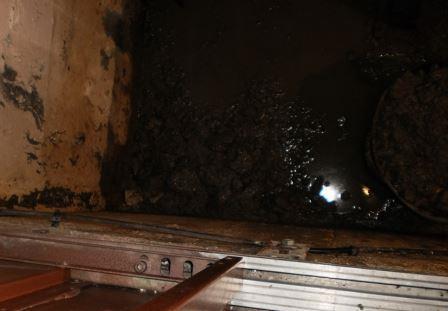 Reparación foso ascensor