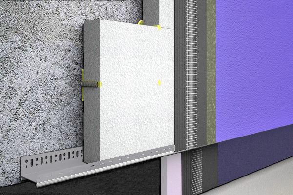 Aislamiento térmico exterior fachadas